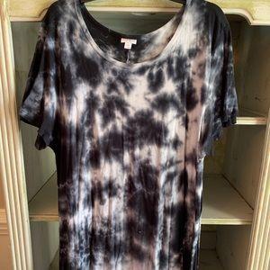 Lularoe Carley dress - 3X